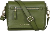 Justanned Sling Bag(Green)