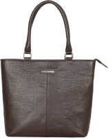 Justanned Tote(Brown)