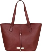Justanned Hand-held Bag(Red)