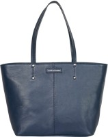 Justanned Hand-held Bag(Blue)