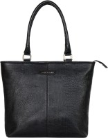 Justanned Tote(Black)