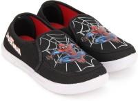 Spiderman Boys Slip on Casual Boots(Black)