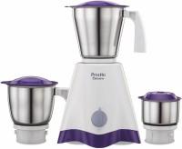 Preethi Crown MG-205 500 W Mixer Grinder(White/Purple, 3 Jars)