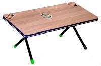 Patelraj For Childrens Study Table Wood Portable Laptop Table(Finish Color - Multicolour)