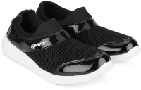 Sparx Running Shoes For Women(Black, White)