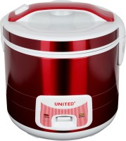 United UD747 Electric Rice Cooker(2.8 L, Red)