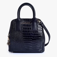 Lino Perros Shoulder Bag(Black)