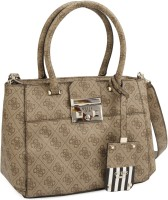 Guess Satchel(Brown)