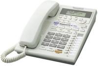 View Magic Paasoic KX-TS-880 Corded Landline Phone(White) Home Appliances Price Online(Magic)