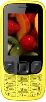I Kall K6303 Dual Sim Mobile(Yellow) - Price 749 25 % Off