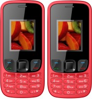 I Kall K29 Combo Of Two Mobile(red)
