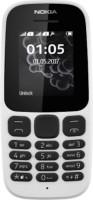 Nokia 105 DS(White) - Price 1164 16 % Off
