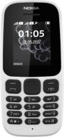 Nokia 105 DS(White)