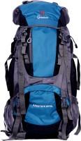 GRANDIOSE 70L Teal Blue Hiking Backpack / Rucksack bags (GTB67001TB) Rucksack - 70 L(Blue)