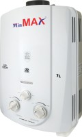View Min Max 7 L Gas Water Geyser(Ivory, Elegance) Home Appliances Price Online(Min Max)
