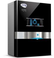 View Pureit Pureit Ultima RO + UV 10 L RO + UV Water Purifier(Black) Home Appliances Price Online(Pureit)