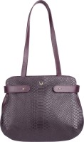Hidesign Hand-held Bag(Purple)