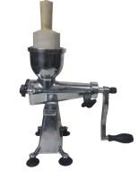 #° DEGREES Classic Aluminium Hand Juicer Aluminium Hand Juicer(Silver Pack of 1)