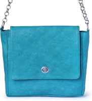 Louise Belgium Sling Bag(Blue)