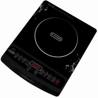 V Guard VIC-10 Induction Cooktop(Black, Push Button)