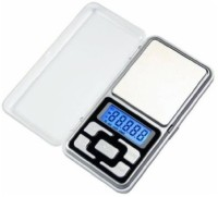 Skywalk Electronic Digital Pocket Scale Weighing Scale Upto 200G For Kitchen Weight, Jewellery Weighing Weighing Scale(Silver)