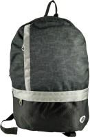 Campfire CAM DOWNLOAD 4 Waterproof Multipurpose Bag(Black, 22 L)