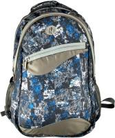 Campfire CAM Doodles 4 Waterproof Multipurpose Bag(Multicolor, 38 L)