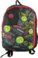 Campfire CAM Focus 3 Waterproof Multipurpose Bag(Multicolor, 30 L)