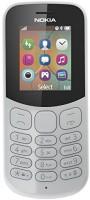 Nokia 130(Grey) - Price 1608 4 % Off