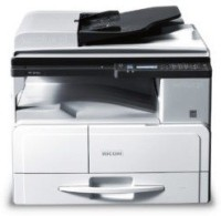 Ricoh RICOH MP 2014D Multi-function Printer(White, Toner Cartridge)