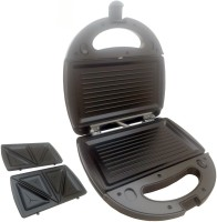 Russell Hobbs RST750M2 Grill(Black & Steel)