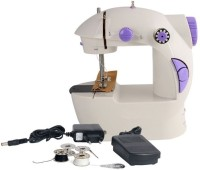 View Aladdin Shoppers mini Electric Sewing Machine( Built-in Stitches 10) Home Appliances Price Online(Aladdin Shoppers)