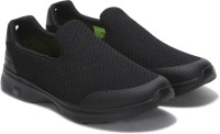Skechers Walking Shoes For Men(Black)
