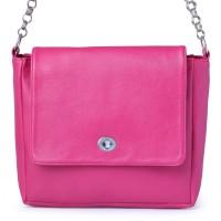Louise Belgium Sling Bag(Pink)