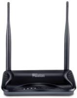 iBall 300M MIMO Wireless-N Broadband Router iBall Baton iB-WRB314N Router(Black)