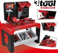 Toys Bhoomi 3 in 1 Play & Learn Kids Tools Workshop Bench for Junior Builders(Multicolor)