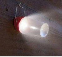 View Being Jasoos JDSL013 Solar Lights(Orange) Home Appliances Price Online(Being Jasoos)