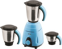 Moksh Super 650 Mixer Grinder(Blue, 3 Jars)