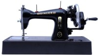 View Singer TAILOR DELUX Manual Sewing Machine( Built-in Stitches 1) Home Appliances Price Online(Singer)
