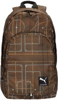 Puma Backpack(Orange, 26 L)