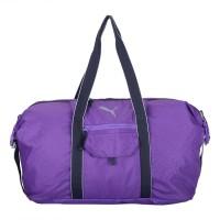 PUMA Fit AT Workout Bag Multipurpose Bag(Purple, 23 L)
