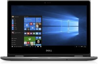 Dell 5000 Core i7 7th Gen - (8 GB 256 GB SSD 256 GB EMMC Storage Windows 10) 5378 2 in 1 Laptop(13.3 inch SIlver Greyish 1.62 kg)