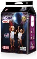 Libero Small Size Diaper Pants (48 Pieces) - S(48 Pieces)