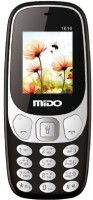 Mido 1616(Black) - Price 599 25 % Off