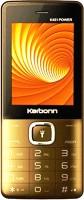 Karbonn K451 Power(Champagne & Black) - Price 1220 23 % Off