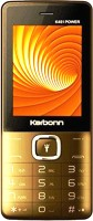 Karbonn K451 Power(Champagne & Black)