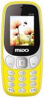 Mido 1616(Yellow) - Price 599 25 % Off