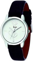 Ismart Women & Girls Wrist Watches Pink Smartwatch(Black Strap 1)