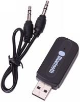 OXYURA Bluetooth Music Receiver 3.5mm Music Wireless Music Transmitter Usb Mp3 Speaker Car USB Adapter(Black)