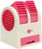 View Oxane Mini Air cooler USB Fan Air conditioner OX-MCPink USB Fan(Pink) Laptop Accessories Price Online(Oxane)
